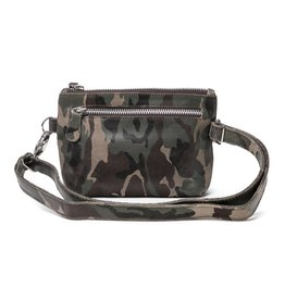 CoFI Leather Hipbag - New Camouflage