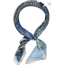 Winged Zebra Neckerchief