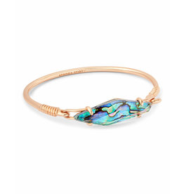 Kendra Scott Lawrence Bracelet Rose Gold Abalone