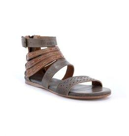 Bedstu Artemis Taupe Tan Rustic Sandal