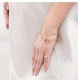 Gorjana Gold Parker Bracelet