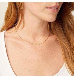 Gorjana Parker Gold Charm Necklace