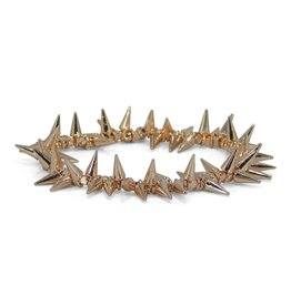 Erimish Spike Bracelet - Rose Gold
