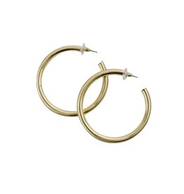 Bold Gold Hoops