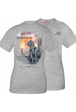 Simply Southern Beach Lab Tee