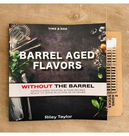 Barrel Aged Flavors Recipe Book