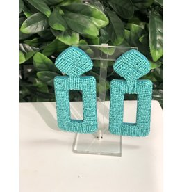 Treasure Jewels Penelope Turquoise Earrings