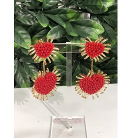 Treasure Jewels Dolce Corazon Earrings