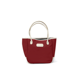 JH #566 Medium Holiday Tote- Red