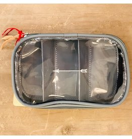 JH #816 Easy View Organizer- Slate with Silver Arrow