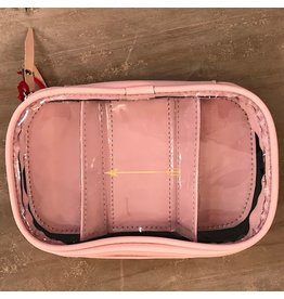 JH #816 Easy View Organizer- Rose with Gold Arrow