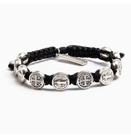 MSMH Benedictine Blessing Bracelet-B/S