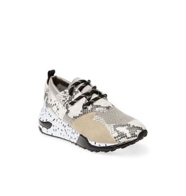 Steve Madden Cliff Natural/Snake Sneakers