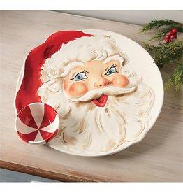 Santa Chip & Dip Set