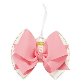 Pink Bow Clip