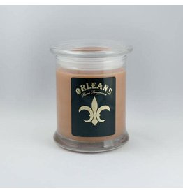 Orleans Assorted 11oz. Elite Jar Candle Creme Brulee
