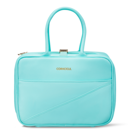 Corkcicle Boxer Lunch Bag in Turquoise