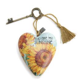 Art Heart- You Are My Sunshine