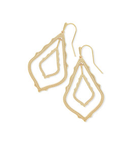 Kendra Scott Simon Earrings in Gold