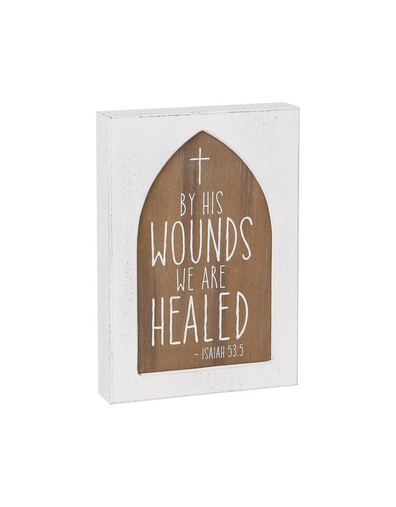 Box Sign- Healed