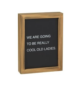 Letterboard Sign- Cool Ladies