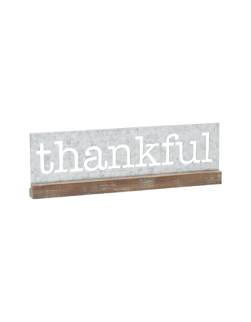 Thanful Tabletop Sign
