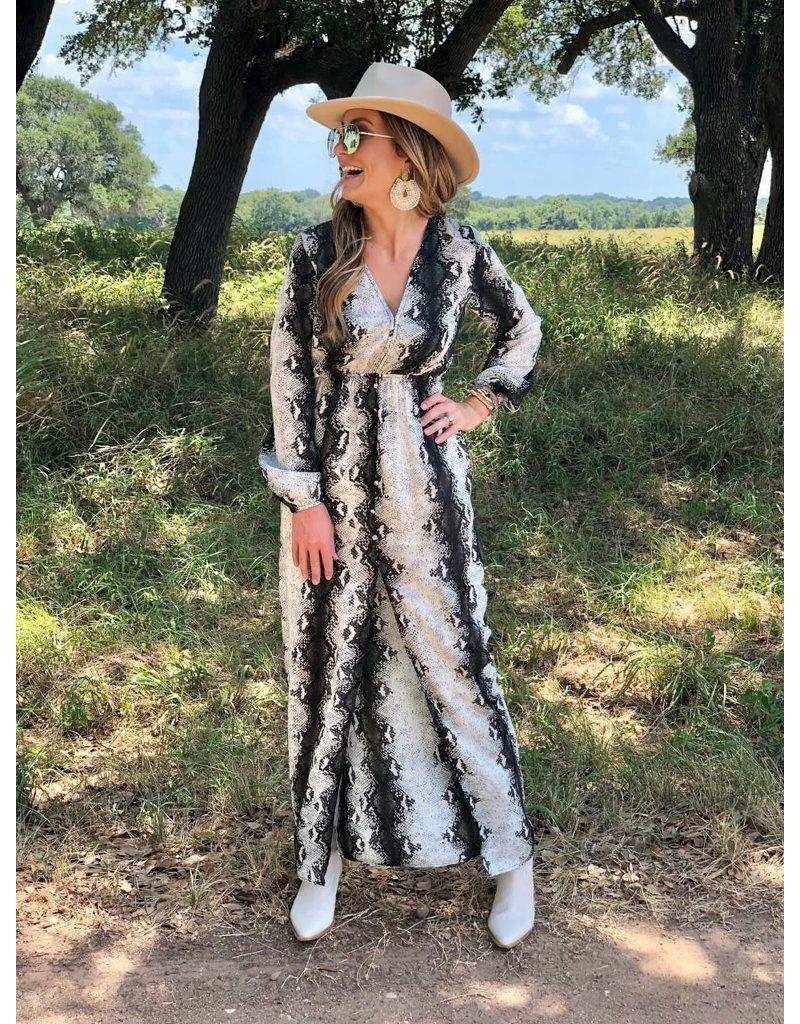 Buddy Love Dolly Nile Dress