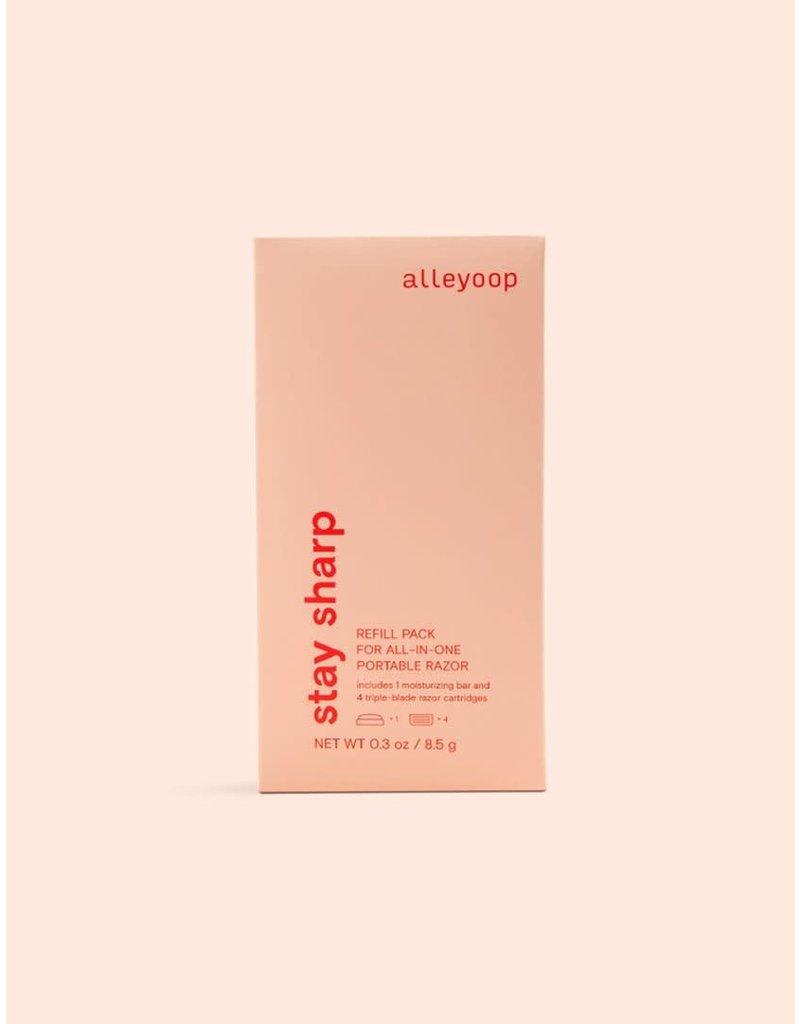 Alleyoop All in One Razor Refills