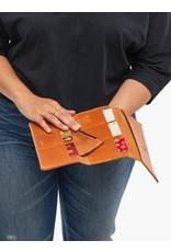 Able Debre Deluxe Wallet - Cognac