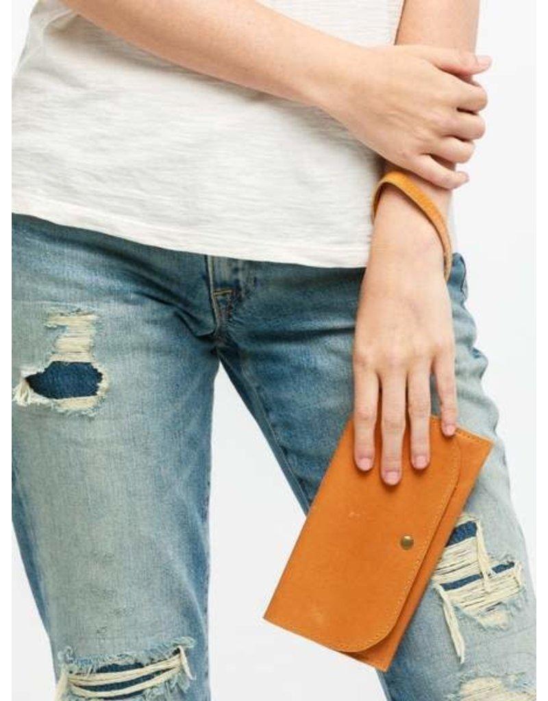Able Mare Phone Wallet - Cognac