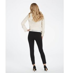 Spanx Backseam Skinny Ponte in Black