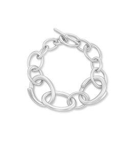 Kendra Scott Walker Link Bracelet in Silver
