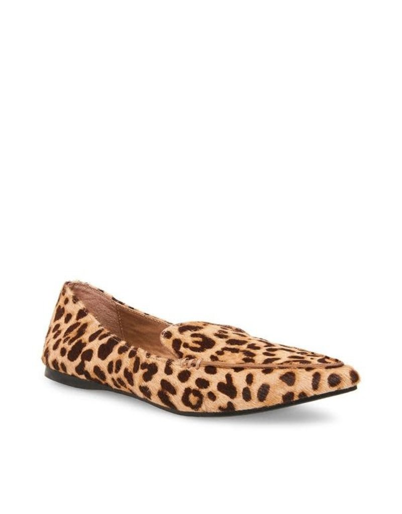 Steve Madden Feather Flats - Leopard