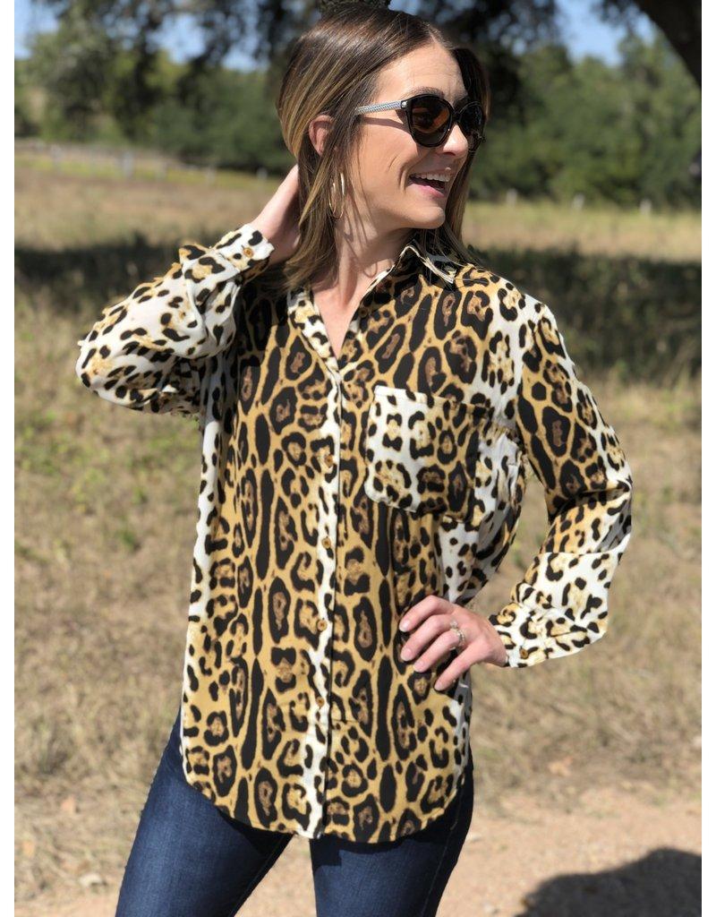 Portia Leopard Serengeti