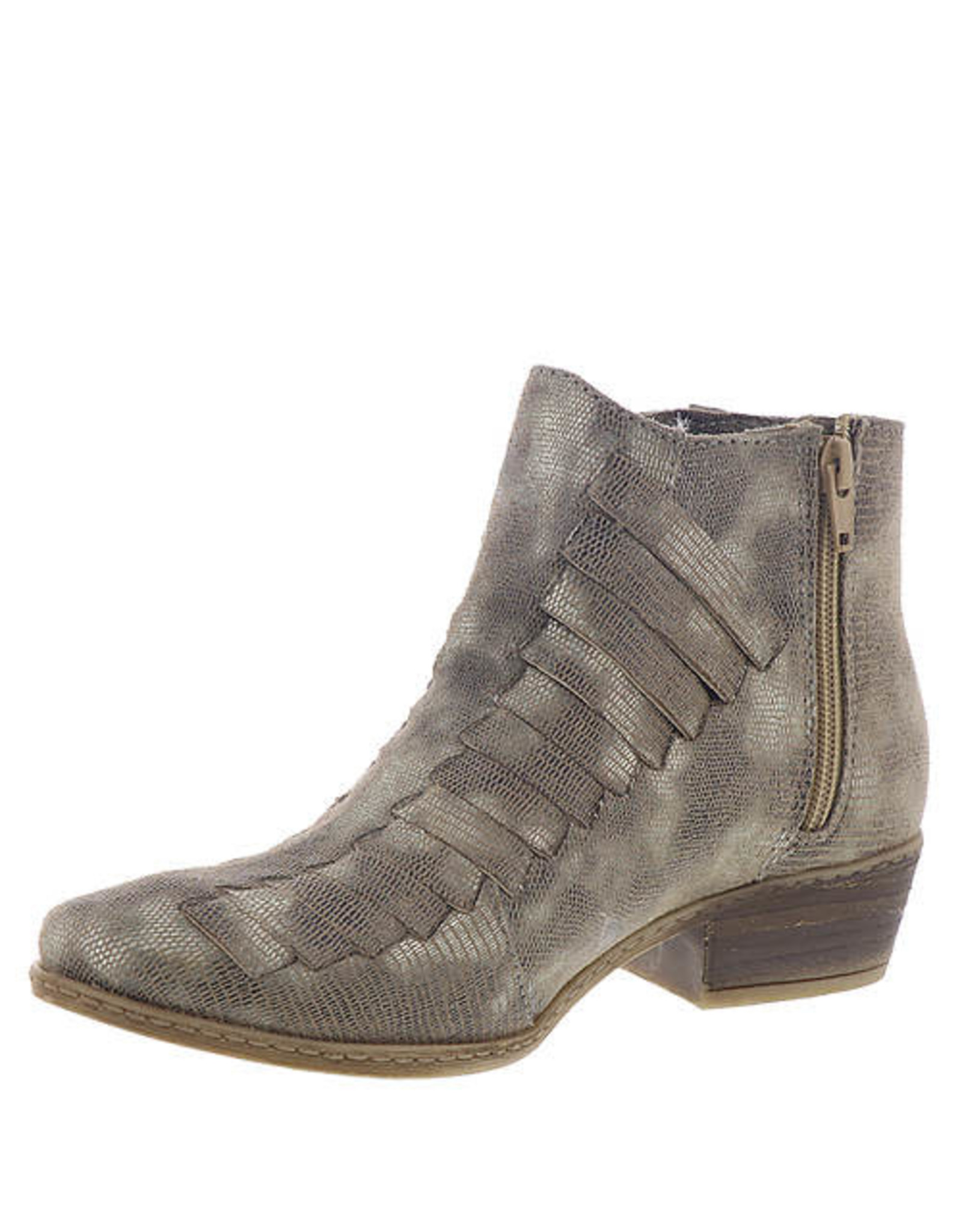 Not Rated Isabel Boot in Gold
