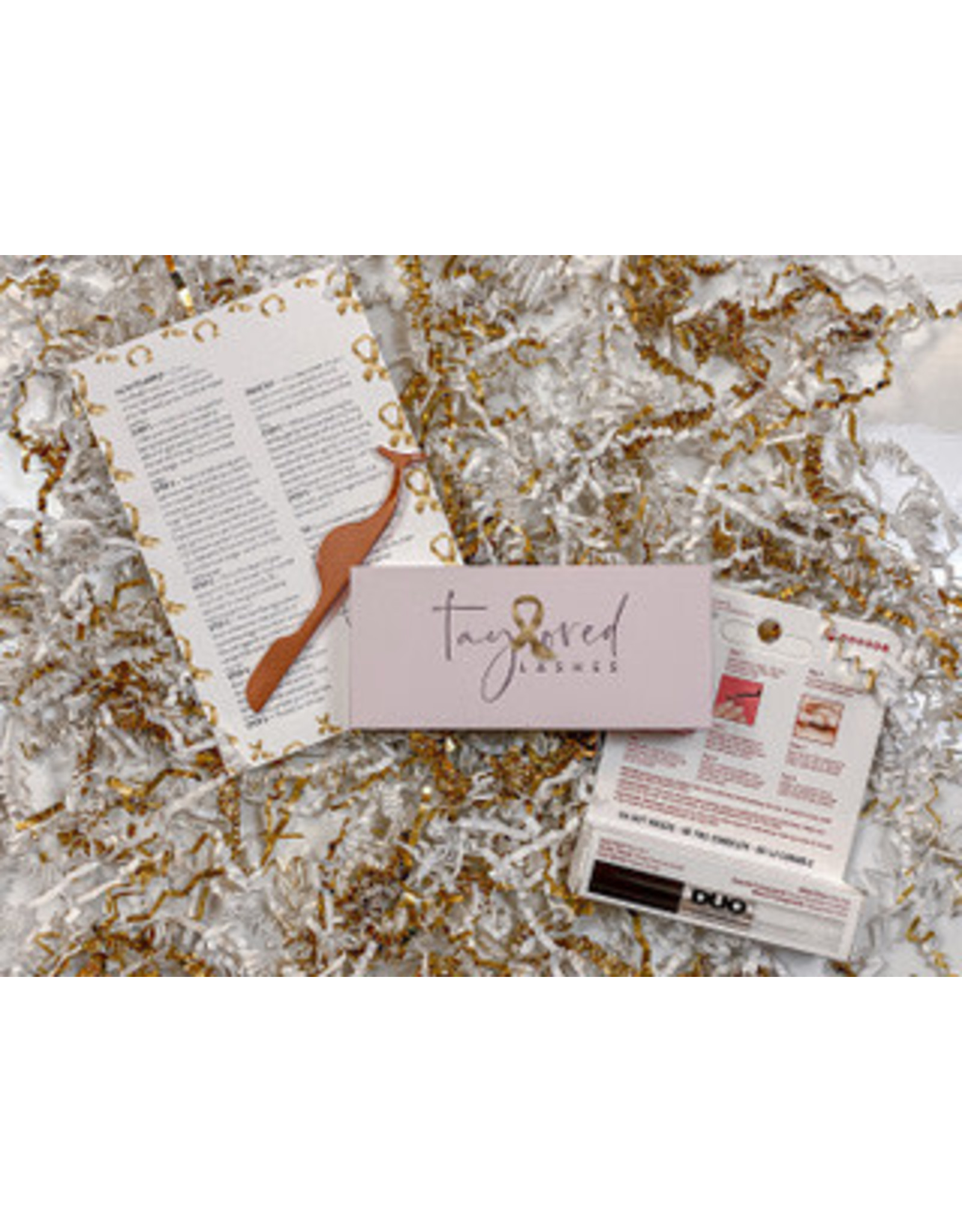 Taylored Lashes April 25th Gift Set