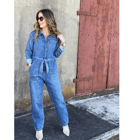 Able Denim Coverall