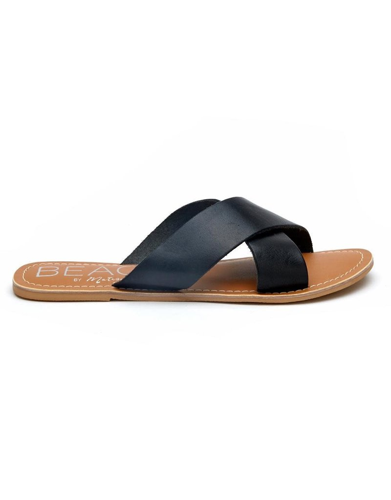 Pebble Black Slide