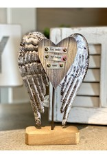 Angel Wing on Stand