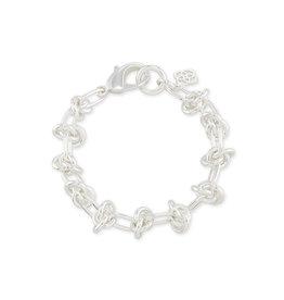Kendra Scott Presleigh Link Bracelet in Silver