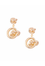 Kendra Scott Presleigh Drop Earrings in Rose Gold