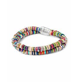Kendra Scott Reece Wrap Bracelet in Silver