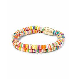 Kendra Scott Reece Wrap Bracelet in Gold