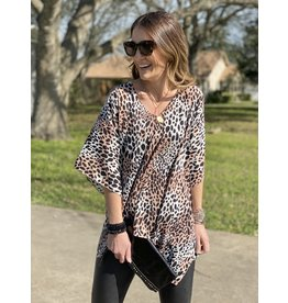 Buddy Love North Leopard Top