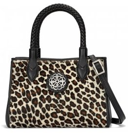 Brighton Ferrera Vivienne Cheetah Hair Print Purse