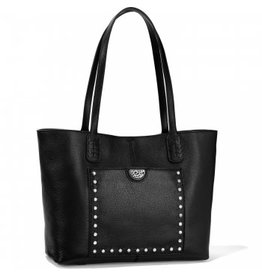 Brighton Pretty Tough Rox Reed Purse Black