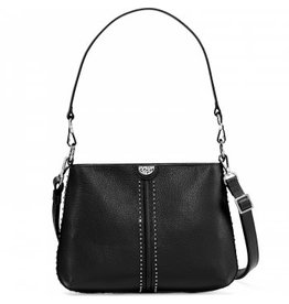 Brighton Black Jett Convertible Crossbody