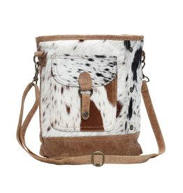 Multi Hide Shoulder Bag