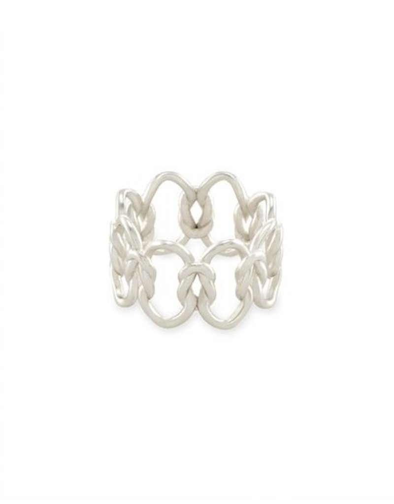 Kendra Scott Fallyn Band in Silver