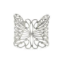 Kendra Scott Hallie Cuff Bracelet in Silver